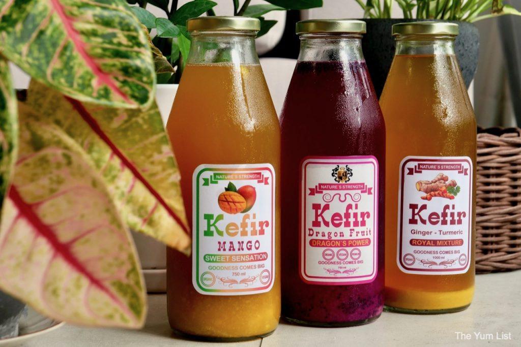 Kombucha & Kefir KL Fermented Drinks Malaysia - The Yum List