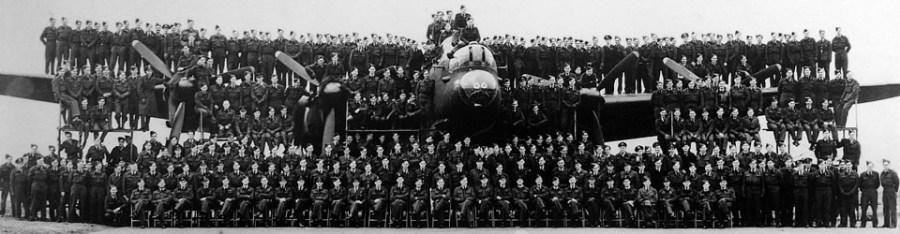 No 75(NZ) Squadron RAF (Credit : 75nzsquadron.wordpress.com)