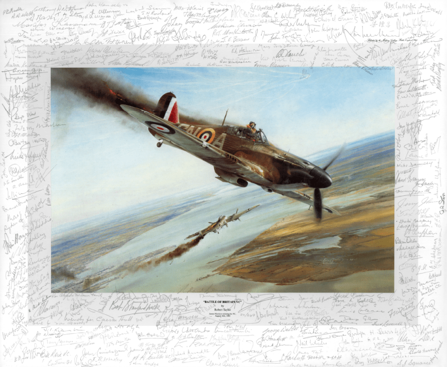 Battle of Britain VC by Robert Taylor