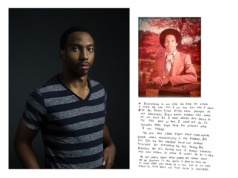 Award Winning Visual Artist Joshua Rashaad McFadden Discusses The Series of Our Generation: Colorism & Come To Selfhood