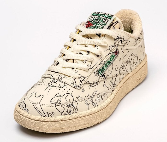Reebok Tom and Jerry Collab