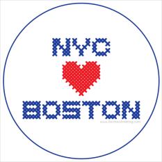 Badges: We Love Boston | The Zen of Making