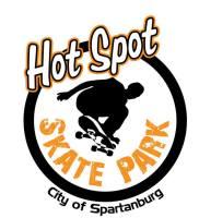 Hot Spot Skatepark City of Spartanburg