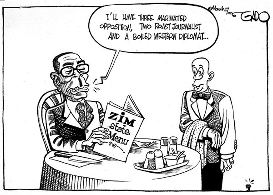 Mugabe Officially A Dictator