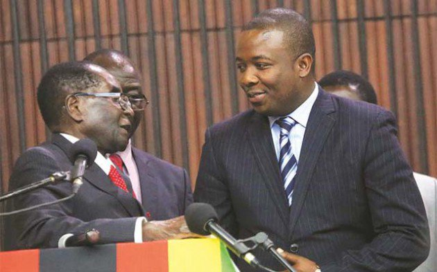 Zimbabwe MPs restore Mugabe's authority to name chief justice