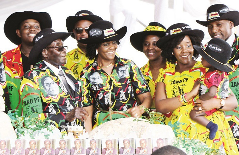 Mnangagwa: I'm president of united & non-racial Zimbabwe
