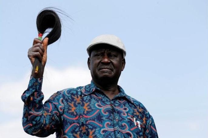 Kenyans Await Word on Election Challenge From Odinga