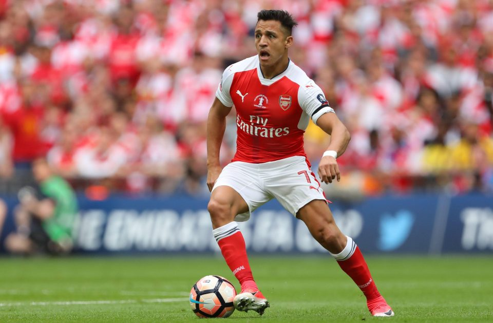 Alexis Sanchez doesn't want to play boring football at Manchester United