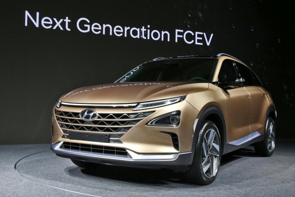 Hyundai will build long-range premium electric cars