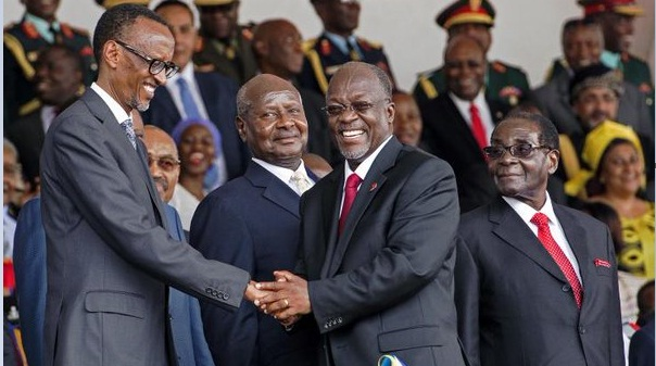 SA ruling party lauds Rwanda's election as another successful poll in Africa