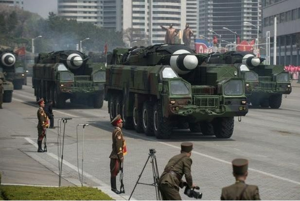 N. Korea Claims Development of H-Bomb for ICBM