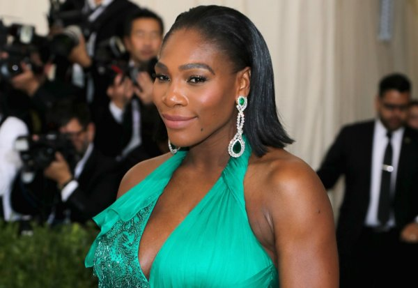 Serena Williams writes emotional open letter to her mother