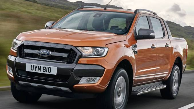 Gweru Dulys Offers Ford Ranger Raptor