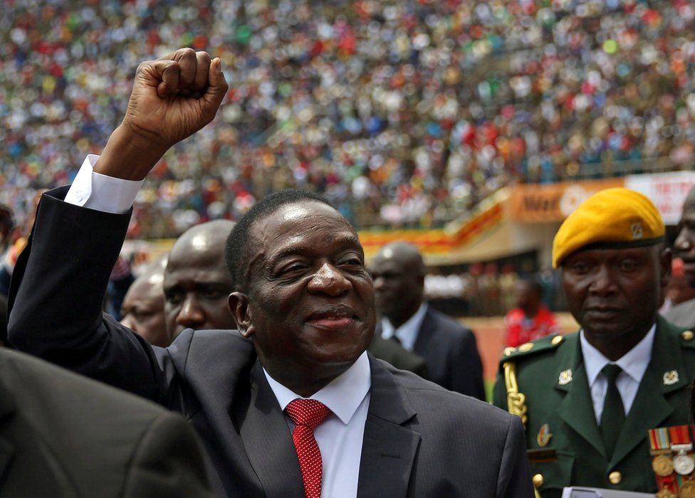 Zimbabwe Court Rules Military Takeover Legal