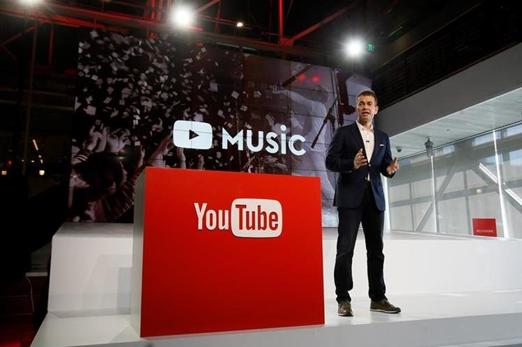 YouTube is launching a new music streaming service