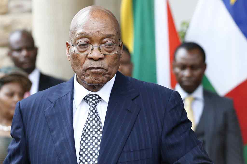 South Africa's Zuma seeks to appeal ruling on influence-peddling
