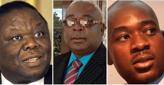 Chamisa, Mudzuri and Tsvangirai