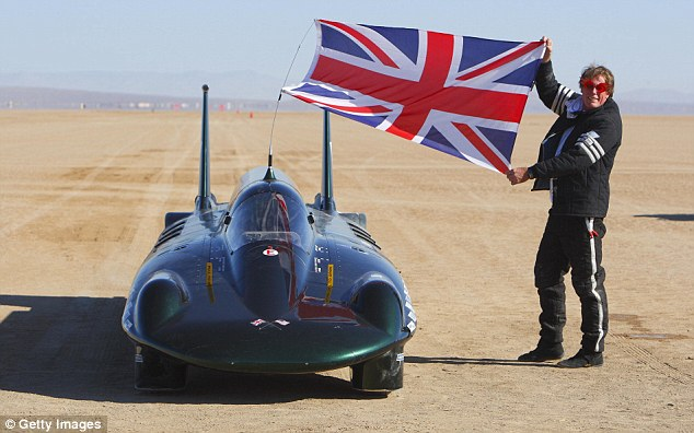 Land speed record holder dies in helicopter crash