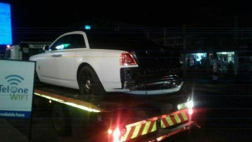 Grace S Son Detained At Border Post Luxury Cars Involved In