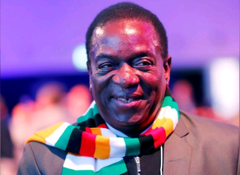 President Mnangagwa orders government officials to declare assets
