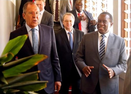Russia pursues military cooperation with Zimbabwe