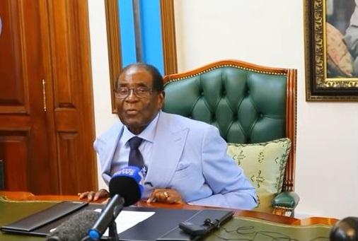 Mugabe interview 2