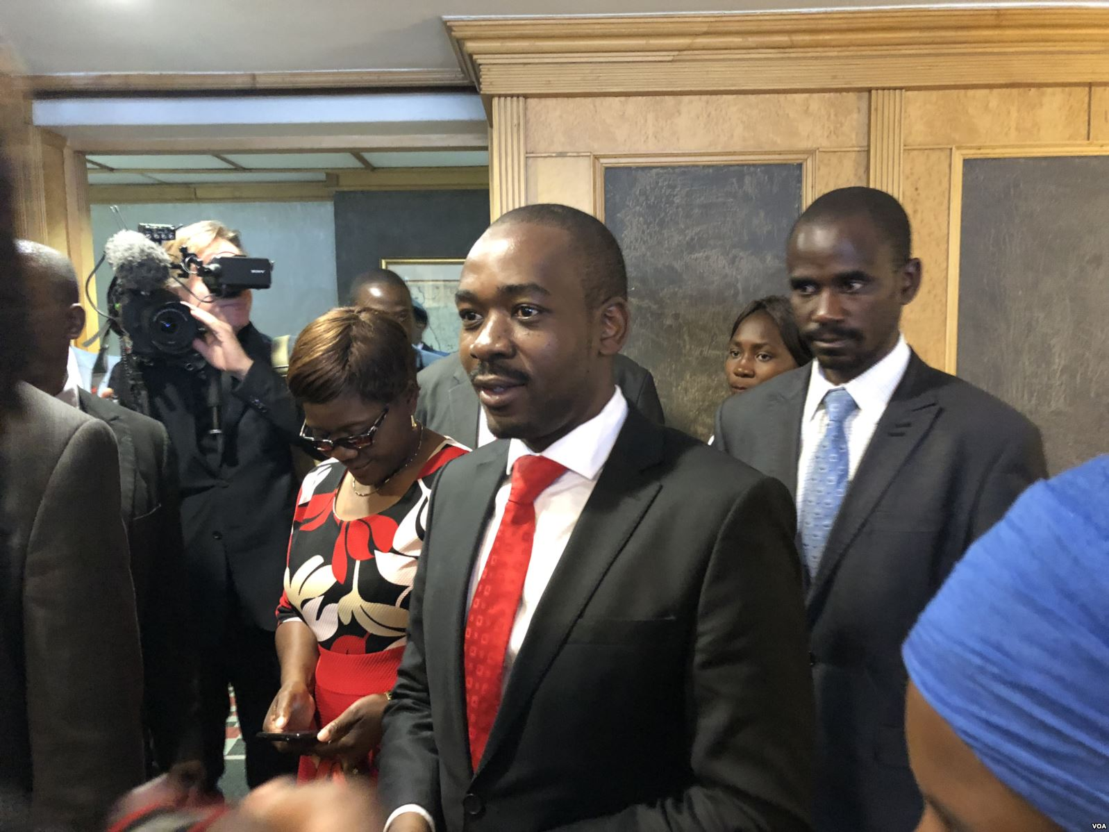 Nelson Chamisa calls on supporters to fast, pray ahead of Zim elections