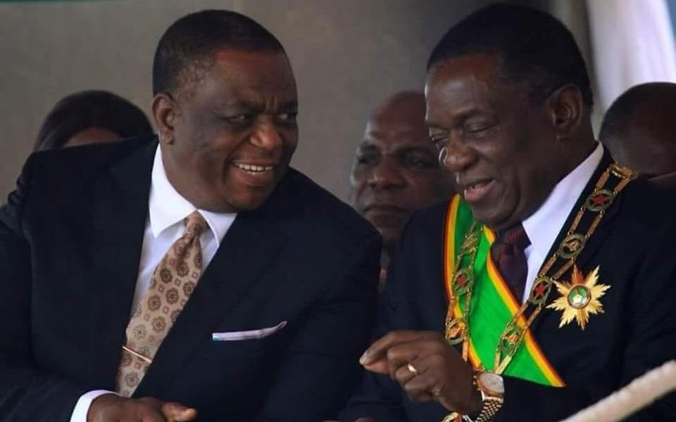 Mnangagwa and Chiwenga VP