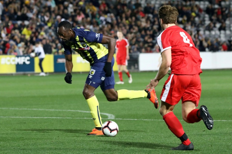 Bolt trial finished at Central Coast Mariners – The Zimbabwe Mail 08d5310a45