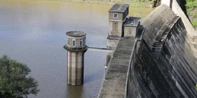Ncema Dam