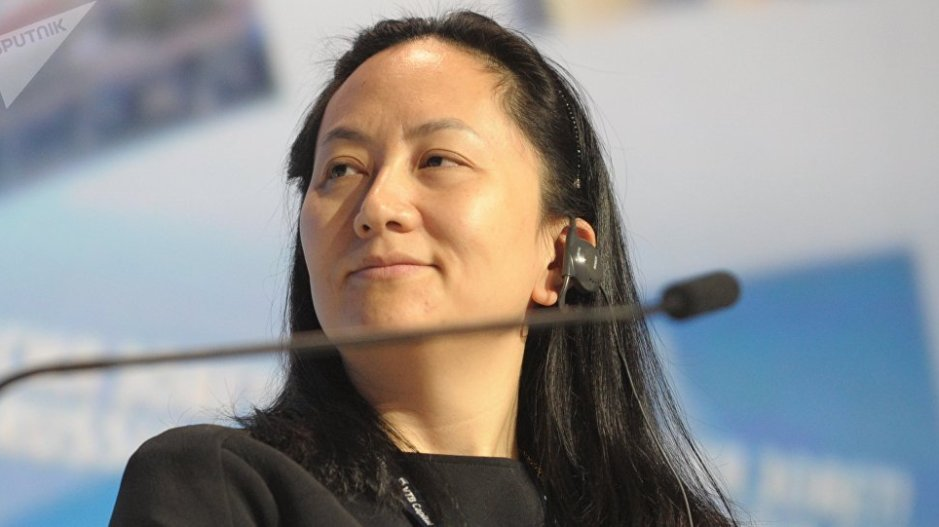Huawei lawyer says CFO Meng a 'hostage' after U S  presses charges