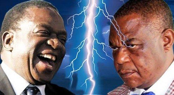 Mnangagwa and Chiwenga