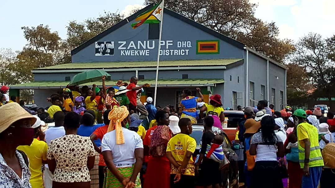 Zanu PF – Kwekwe office