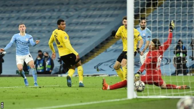 Manchester City vs Borussia Dortmund EN VIVO Hora, Canal ...  |Man City-dortmund