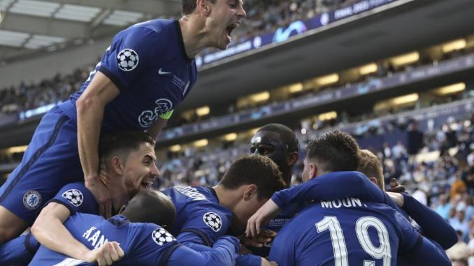 Chelsea beats City 1-0, wins Champions League for 2nd time ...