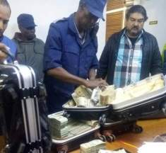 Men Caught Smuggling  $5m Gold, Cash  Set Free With Their Loot