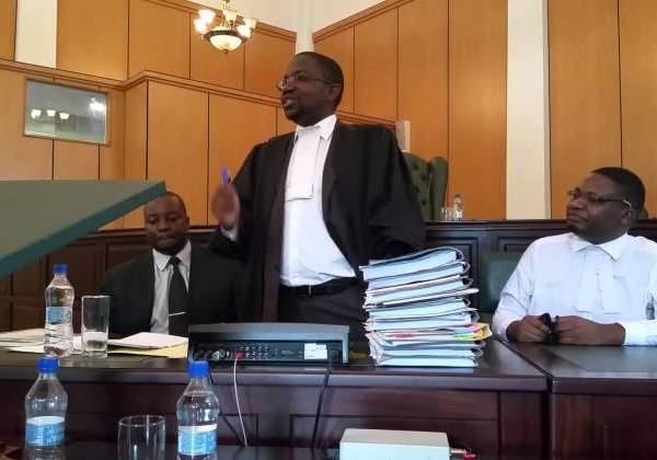 'Thabani Mpofu now runs MDC from his law firm' – Komichi
