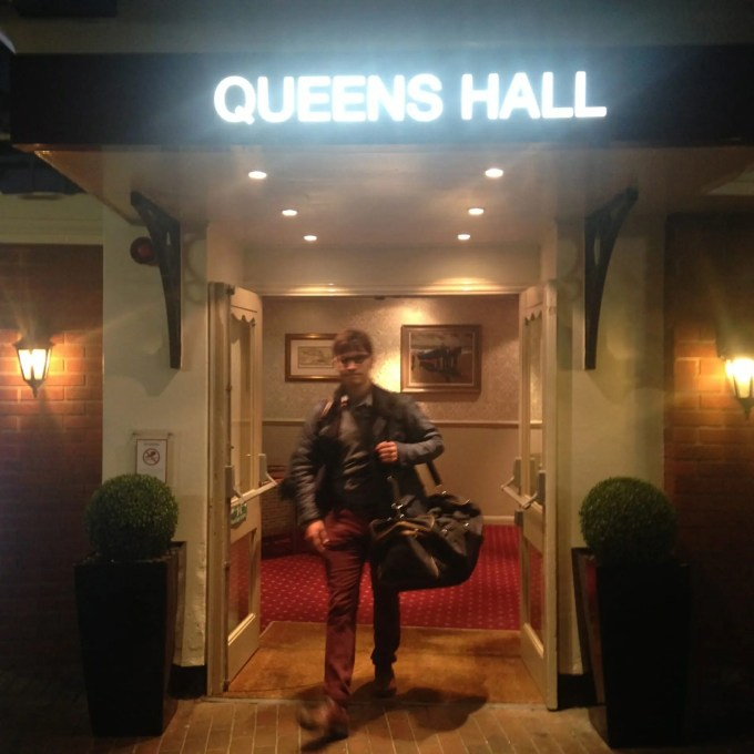 The Queen's Hall, The Grand Hotel, Leicester
