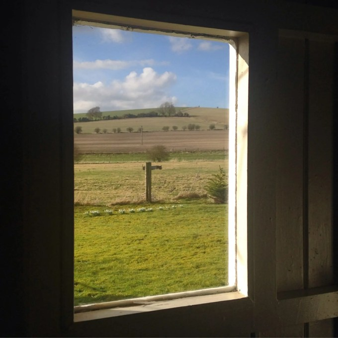 View at Zoots HQ, Zoots HQ, Wiltshire View, Band in Wiltshire, The Zoots, Countryside, English Countryside, Green Hills,