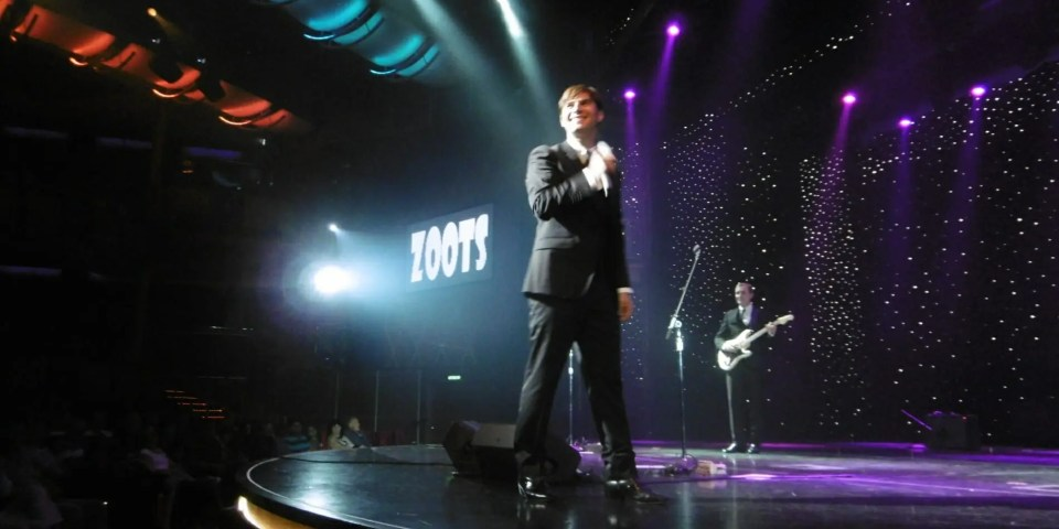 The Zoots at the Amber Theatre