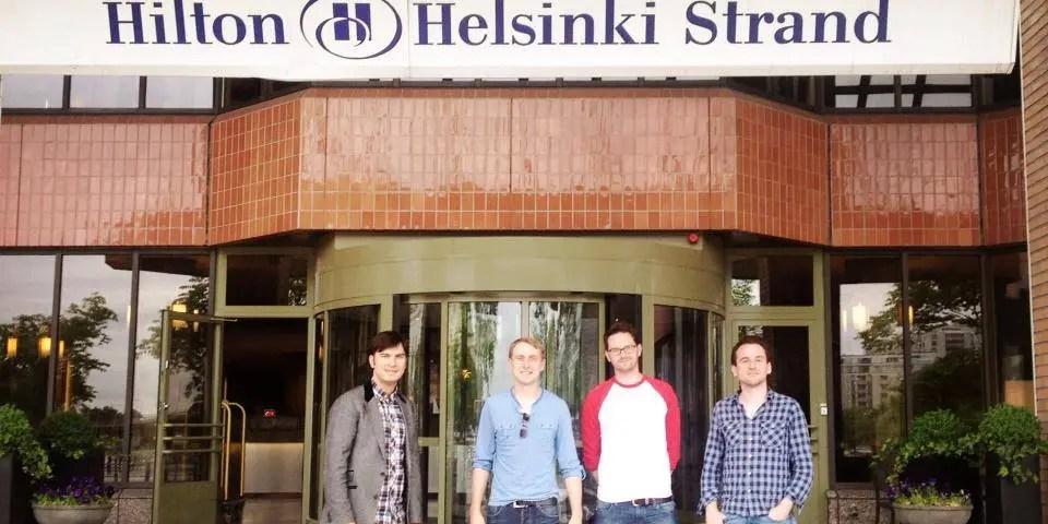 The Zoots in Helsinki Finland