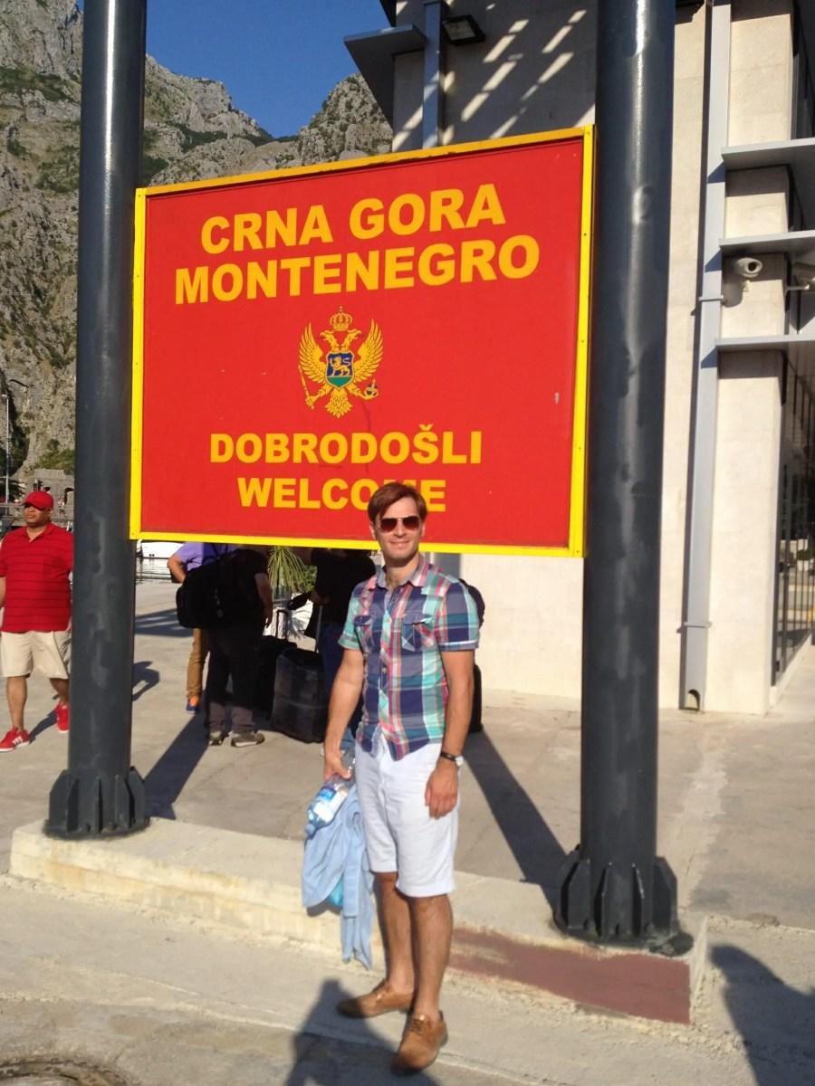 The Zoots in Kotor Montenegro