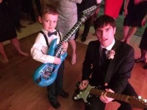 Jamie and Freddie
