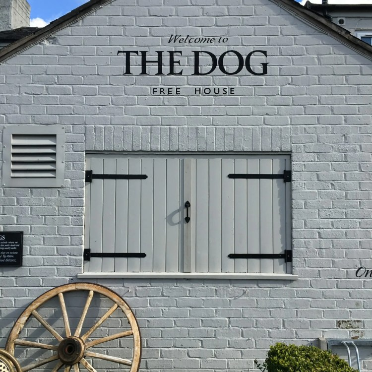 The Dog Over Peover, pub over peover, Restaurant over peover