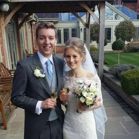 Lizzie and Will, Bride and Groom, Wedding Colshaw Hall, Cheshire wedding, Wedding venue Cheshire,