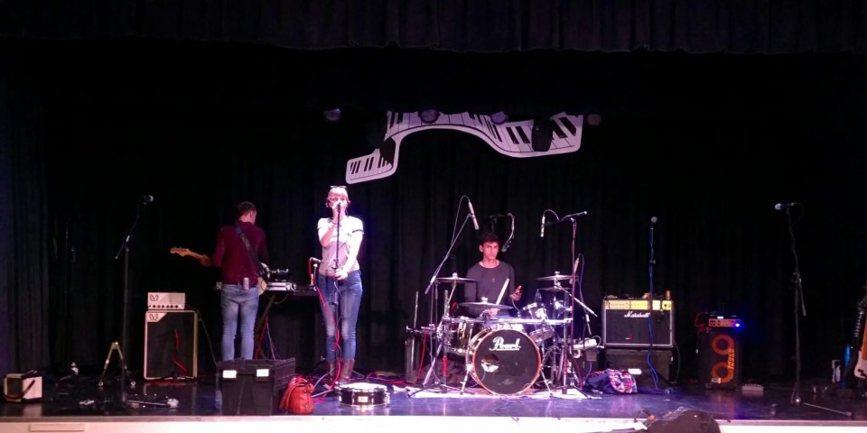 The Zoots 1960s show in Hampshire