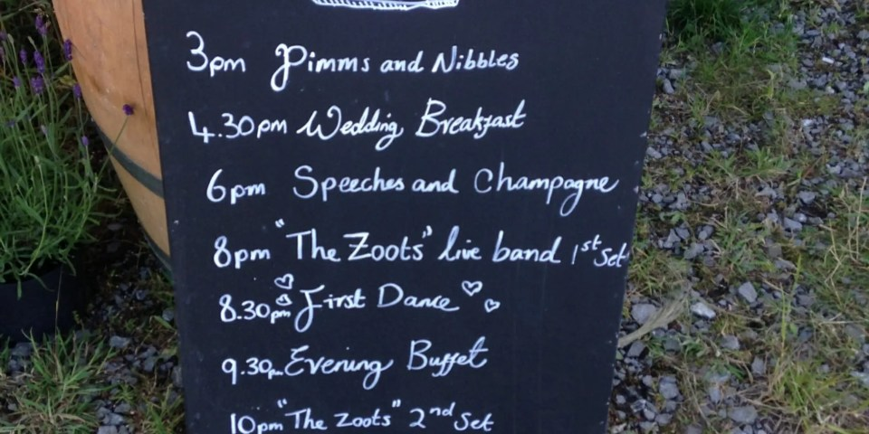 The Zoots band in Somerset