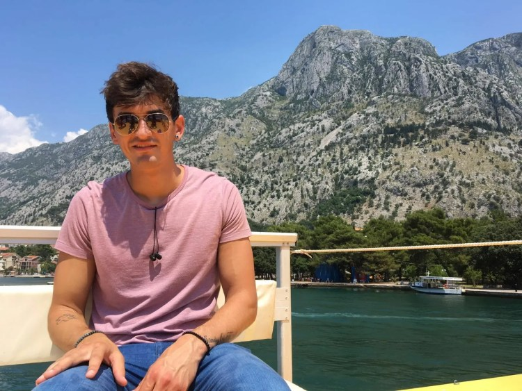 Tommy Lloyd, Kotor, Mountains Kotor, View, Travel