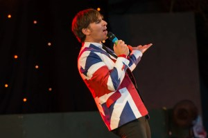 JAmie Goddard, Best of British Show, The Zoots band Oxford, Twinwood Festival, Sounds of the 60s