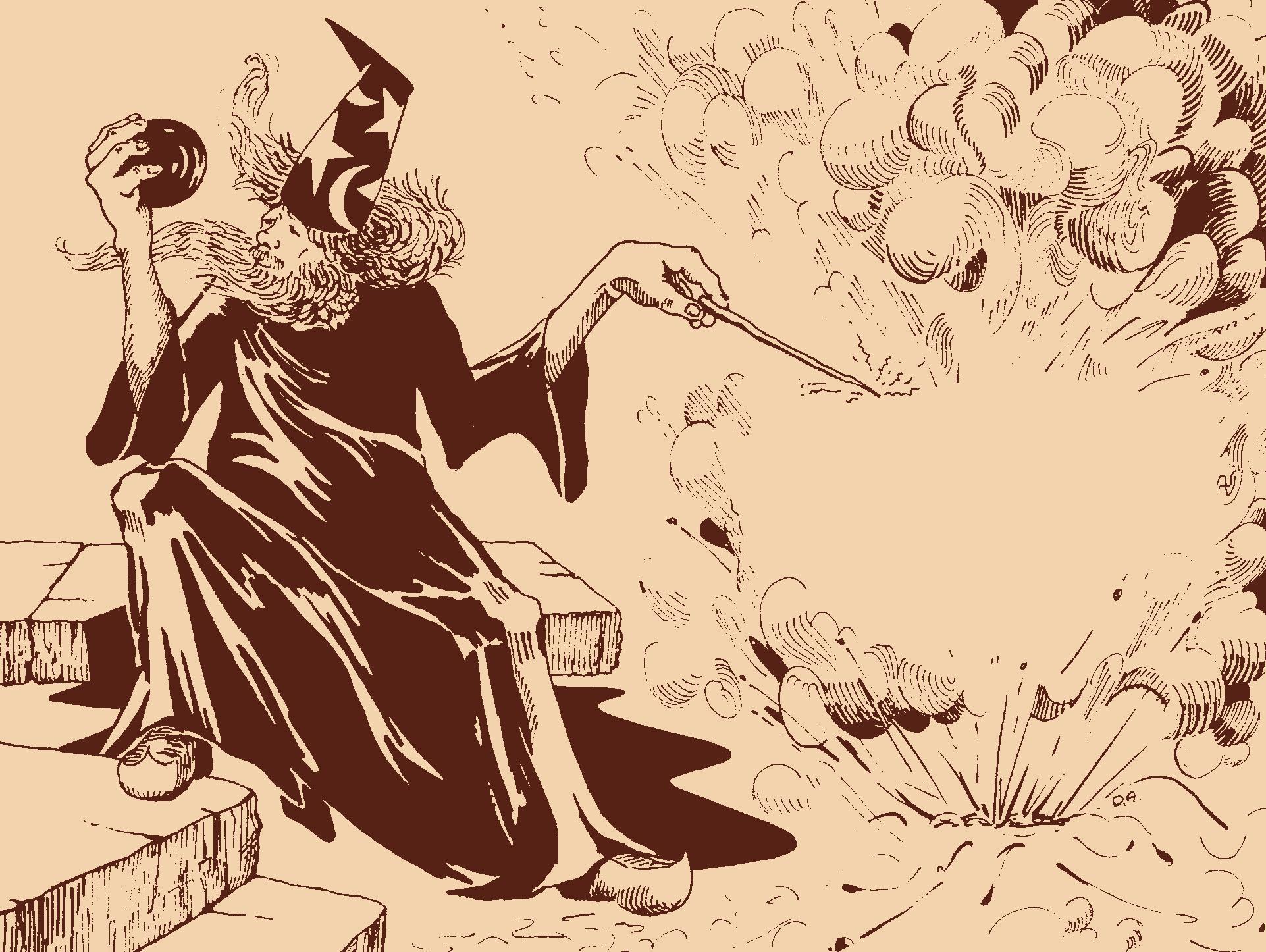 The Wizard of Frobozz
